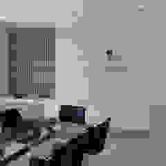 Modern family home Modern dining room by Designs by Meraki Modern MDF