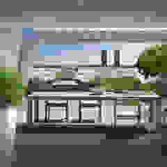 Verde Progetto - Adriana Pedrotti Garden Designer Modern Terrace
