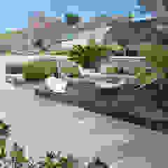 Verde Progetto - Adriana Pedrotti Garden Designer Modern Terrace White