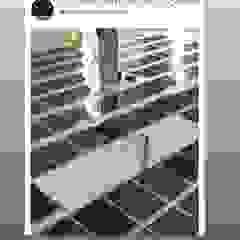 CALEFACCIÓN POR FOLIO RADIANTE CECATHER. Grupo Cecather Salones de estilo moderno