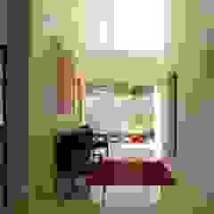 راهرو مدرن، راهرو و راه پله توسط TALLER UNO:3 Arquitectos مدرن