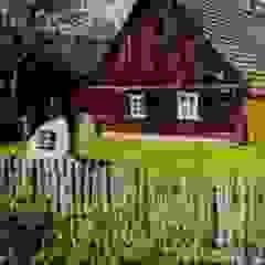 Njepila-Hof Landhaus Veranstaltungsorte von Architekturbüro Merkel Landhaus