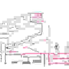 من GilBartolome Architects حداثي