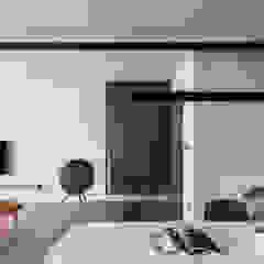 延壽街黃寓 根據 湜湜空間設計 簡約風