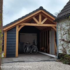 by HAVA | Houtbouw - tuininrichting Country Wood Wood effect