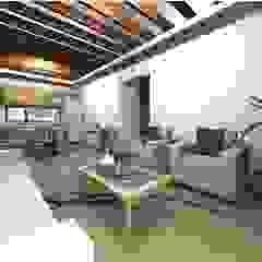 Maisons modernes par R&R Construccion Moderne