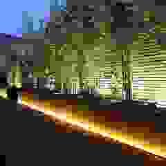 Jardins coloniais por CapitaL Arquitectura y Diseño Colonial