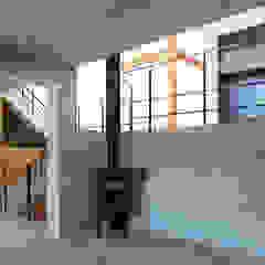 丘の上の家 モダンデザインの 書斎 の 株式会社小島真知建築設計事務所 / Masatomo Kojima Architects モダン