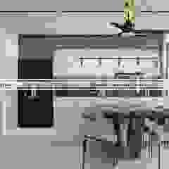 توسط Thiết kế thi công nội thất - Nhà Việt Furniture مدرن