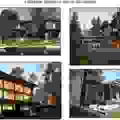 Minimalist hotels by Студия Комплексного Дизайна Minimalist