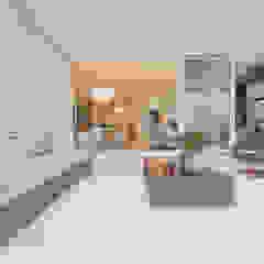 Residencia Ampla Spa moderno por Élcio Bianchini Projetos Moderno