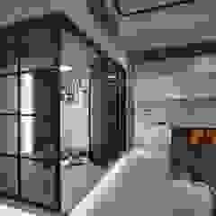 โดย 大漢創研室內裝修設計有限公司 โมเดิร์น