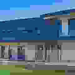 Industrial style office buildings by ZEPHIR Passivhaus Italia Industrial