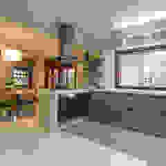 Residencia Atemporal e Luxuosa por Élcio Bianchini Projetos Eclético