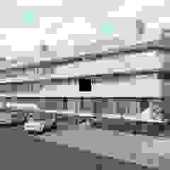 Edificio multifamiliar - Ílhavo por Miguel Salvadorinho Arquitecto Moderno