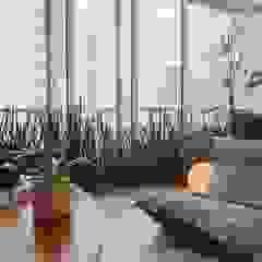 Apartamento Conego 613 Jardins de inverno minimalistas por Passos Arquitetura Minimalista
