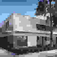 por Kola Studio Architectural Visualisation Minimalista