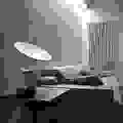 Residenza privata, Puglia Sala multimediale moderna di Francesco Verone Moderno