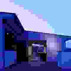 House in Okayama の イクスデザイン / iks design モダン 木 木目調