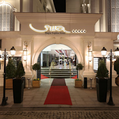 Eclectic style hotels by TECHNICLIGHT LED AYDINLATMA Eclectic