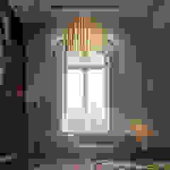 RUSTY MOSS Коридор, прихожая и лестница в классическом стиле от J.Lykasova Классический