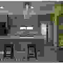 by RODARTE COCINAS Y CLOSETS Modern Granite
