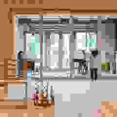 من ピークスタジオ一級建築士事務所 إنتقائي خشب Wood effect