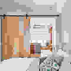 من 禾宇室內設計 إسكندينافي خشب Wood effect