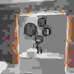 Industrieel badkamer interieur Industriële badkamers van De Eerste Kamer Industrieel Metaal