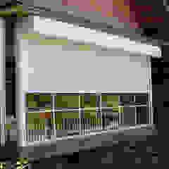 Puertas y ventanas industriales de Persam persianas y cortinas Industrial