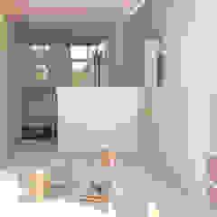 De kleine wereldburger Moderne scholen van CDC design Modern