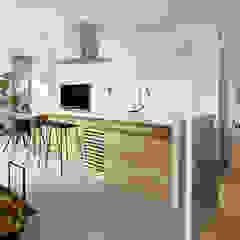 de atelier137 ARCHITECTURAL DESIGN OFFICE Escandinavo Madera Acabado en madera