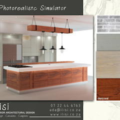 by ilisi Interior Architectural Design Rustic Wood Wood effect
