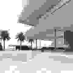 de Muñoz Prats Arquitectos Moderno Cerámico