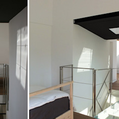 Modern Yatak Odası MOLTENI / BARON ASSOCIATI Modern