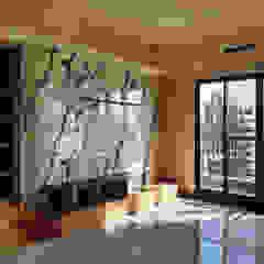 材質的延伸與特性 木皆空間設計 Living room