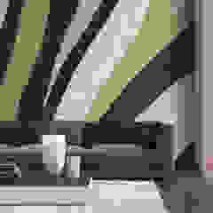 Paredes Paredes y pisos de estilo moderno de coverhouse Moderno