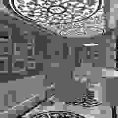 Hotéis coloniais por INTERIUM DESIGN Colonial Derivados de madeira Transparente