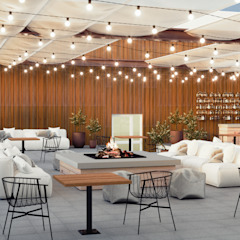 Minimalist hotels by GMA Studio Minimalist