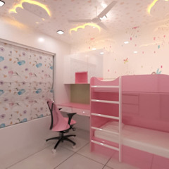 by GAZE INTERIOR Minimalist MDF