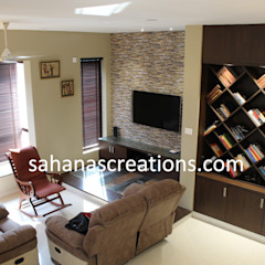 by Sahana's Creations Architects and Interior Designers Minimalist