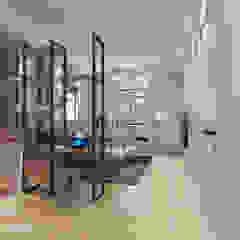 Ang Mo Kio Ave 3 Modern living room by Swish Design Works Modern