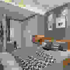 Ang Mo Kio Ave 3 by Swish Design Works Modern Plywood
