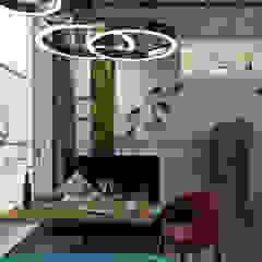 """Ресторан """"Korea"""" Бары и клубы в эклектичном стиле от Анастасия Бирюкова Эклектичный"""