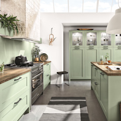 New range of doors coming soon! #2020 من PTC Kitchens كلاسيكي