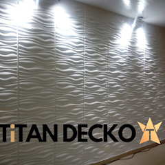 Suministro PANEL 3D DECKO BOARD / Melgar,Tolima Paredes y pisos de estilo moderno de TITAN DECKO Moderno