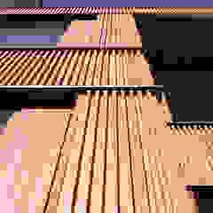 Scandinavische kantoorgebouwen van Pablo Falcón arquitecto Scandinavisch Hout Hout