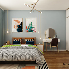 by Swish Design Works Eclectic