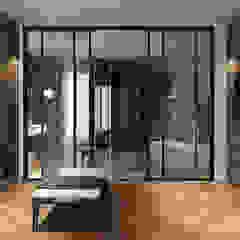 CÔNG TY THIẾT KẾ NHÀ ĐẸP SANG TRỌNG CEEB Modern dressing room