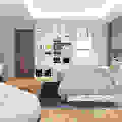 CÔNG TY THIẾT KẾ NHÀ ĐẸP SANG TRỌNG CEEB Modern style bedroom